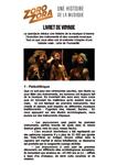 Dossier de presse Zorozora, une histoire d ela musique